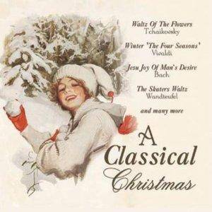 Classical Christmas, A - Cover