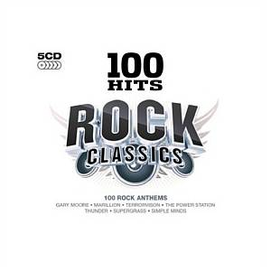 Cover - Broken English: 100 Hits Rock Classics