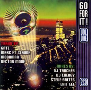 Cover - E & B Project: Go For It! - Vol One