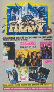 Cover - A.S.A.P.: Hard 'N' Heavy Volume 6