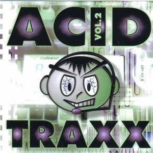 Cover - A*S*Y*S: Acid Traxx Vol. 2