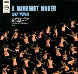 Cover - Bobby Womack: Midnight Mover, A