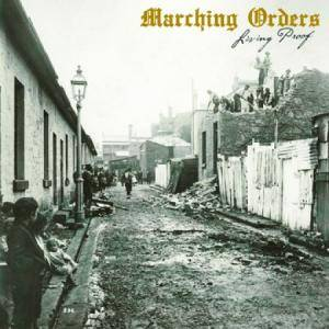 Cover - Marching Orders: Living Proof