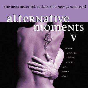 Cover - Mooney Suzuki, The: Alternative Moments Vol. 5