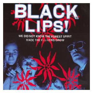 Cover - Black Lips: We Did Not Know The Forest Spirit Made The Flowers Grow