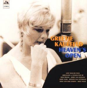 Cover - Greetje Kauffeld: Heaven's Open