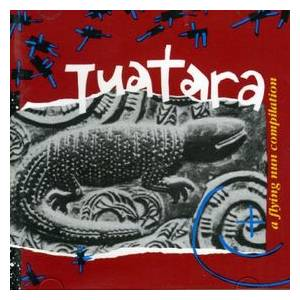 Tuatara - A Flying Nun Compilation - Cover