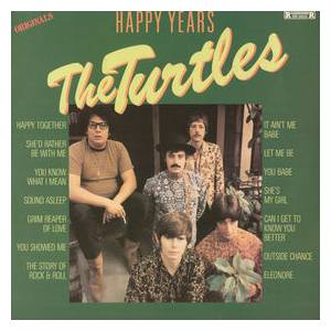 Cover - Turtles, The: Happy Years