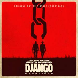 Django Unchained: Original Motion Picture Soundtrack - Cover