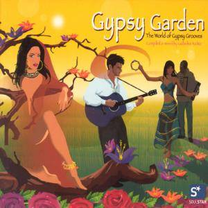 Cover - Erik Sumo: Gypsy Garden - The World Of Gypsy Grooves