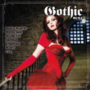 Gothic File 12|4 - Cover