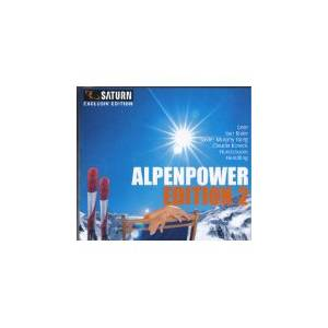 Cover - Cagey Strings: Alpenpower Edition 2