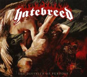 Hatebreed: The Divinity Of Purpose (CD) - Bild 2