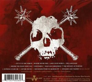Hatebreed: The Divinity Of Purpose (CD) - Bild 5