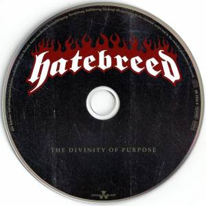 Hatebreed: The Divinity Of Purpose (CD) - Bild 7