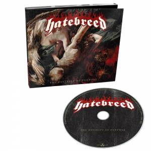 Hatebreed: The Divinity Of Purpose (CD) - Bild 10