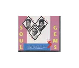 Cover - Tommie Young: Soul Gems
