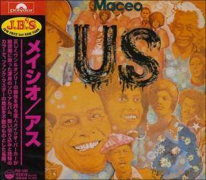 Cover - Maceo Parker: Us