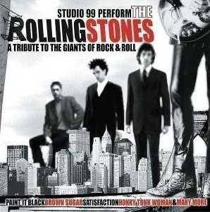 Cover - Studio 99: Perform The Rolling Stones, A Tribute To The Giants Of Rock & Roll