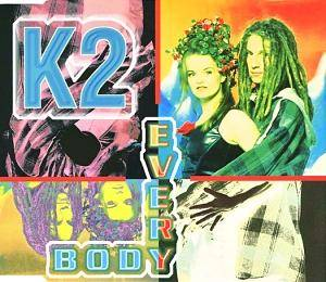 Cover - K2: Everybody