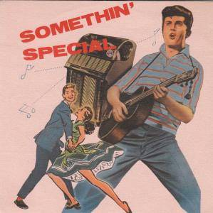 Somethin' Special Vol.2 - Cover