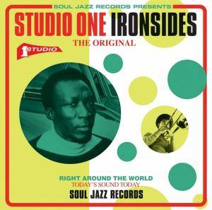 Cover - Soul Sisters, The: Studio One Ironsides