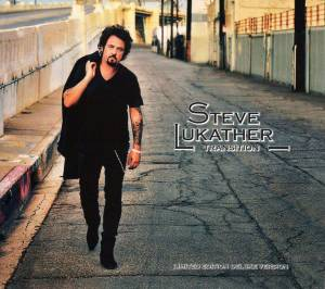 Steve Lukather: Transition - Cover