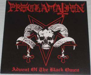 Proclamation: Advent Of The Black Omen - Cover