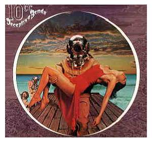 Cover - 10cc: Deceptive Bends