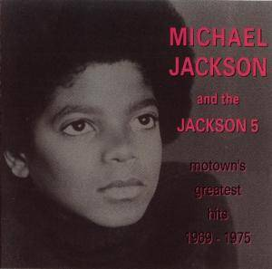 Cover - Michael Jackson & The Jackson Five: Motown's Greatest Hits