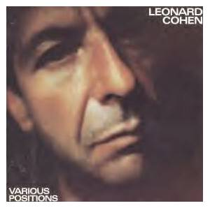 Cover - Leonard Cohen: Various Positions