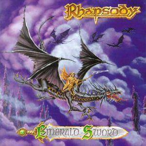 Cover - Rhapsody: Emerald Sword