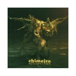 Chimaira: Resurrection - Cover