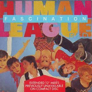 The Human League: Fascination - Cover