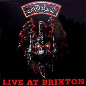 Motörhead: Live At Brixton - Cover
