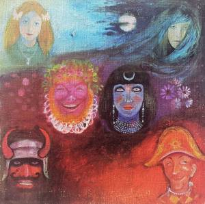 Cover - King Crimson: In The Wake Of Poseidon