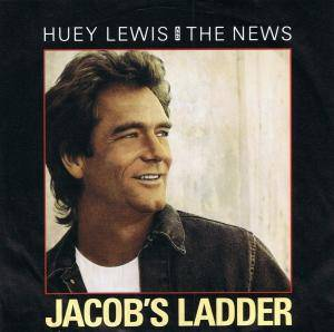 Huey Lewis & The News: Jacob's Ladder - Cover