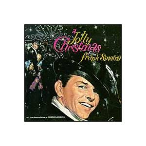 Frank Sinatra: Jolly Christmas, A - Cover