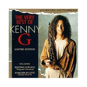 Kenny G: Very Best Of Kenny G, The - Cover