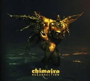 Chimaira: Resurrection (CD + DVD) - Bild 1