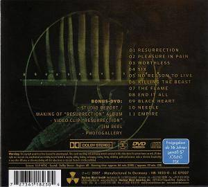 Chimaira: Resurrection (CD + DVD) - Bild 2