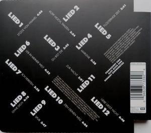Herbert Grönemeyer: 12 (CD) - Bild 2