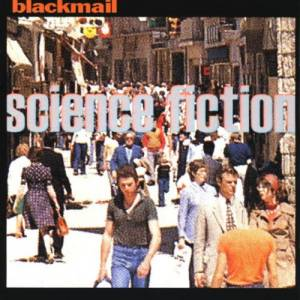 Cover - Blackmail: Science Fiction