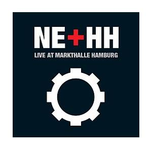 Nitzer Ebb: Live At The Markthalle - Cover