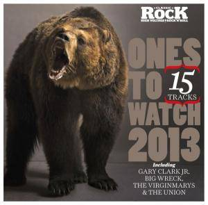 Cover - Temperance Movement, The: Classic Rock 180 - Ones To Watch 2013
