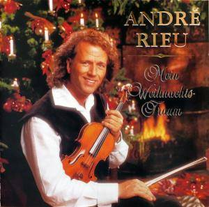 Cover - André Rieu: Mein Weihnachtstraum