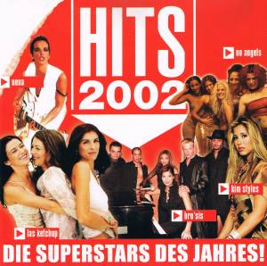Cover - Hot Coffee Pres. Pink Coffee: Hits 2002 - Die Superstars Des Jahres