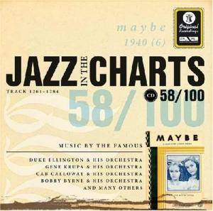 Jazz In The Charts 58/100 - Cover