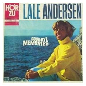 Cover - Lale Andersen: Good-Bye Memories