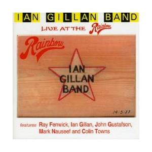 Cover - Ian Gillan Band: Live At The Rainbow
